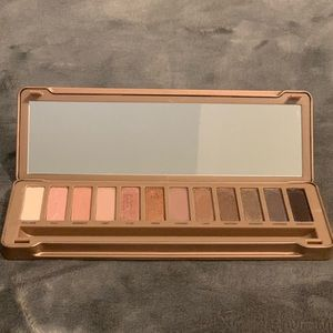 Urban Decay Naked 3 Rose Gold Eyeshadow Palette